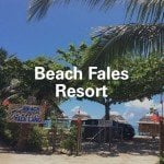 Beach Fales Resort